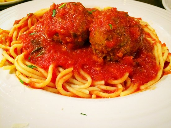 Malvern, Πενσυλβάνια: Meatball & Spaghetti