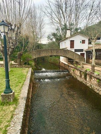 Alte, Portugal: Vista poente.