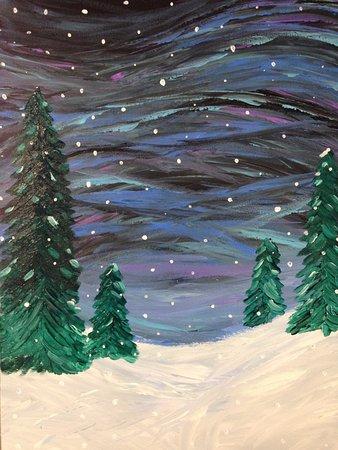 Woodstock, IL : Star-lit Pines