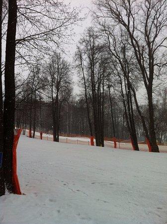 Ramensky District, Rosja: По пути на верх)
