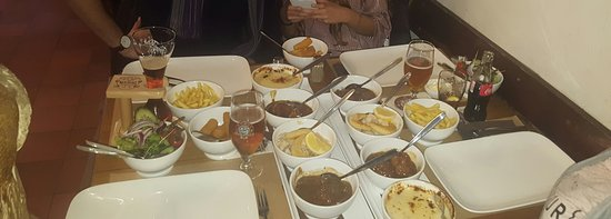 Photo of Belgian Restaurant Domus at Tiensestraat 8, Leuven 3000, Belgium