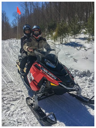 Snowmobile Vermont Stowe: photo3.jpg