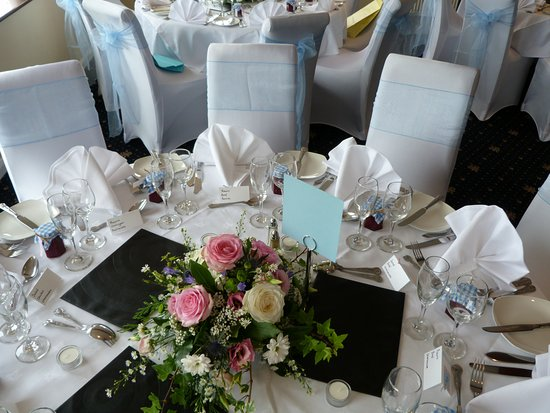 Temple Cloud, UK: That special occasion at Cameley Lodge