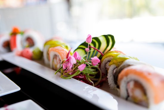 Sushi Website on Student Show | 368x550