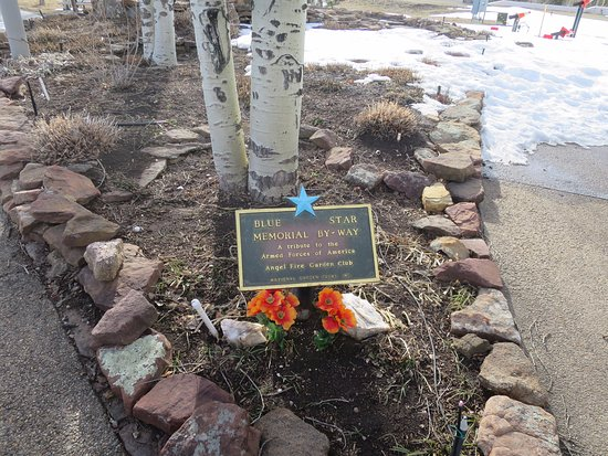Angel Fire, NM: memorial