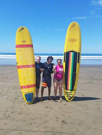 Costa Rica Holiday Rentals: Sunrise surf school