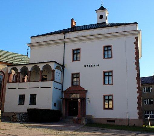 Banska Bystrica, Eslovaquia: L'ingresso