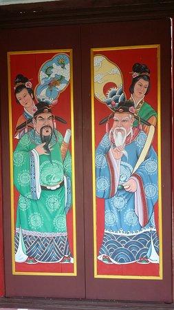 Duong Dong, Vietnã: Belles portes