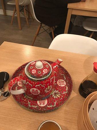 Isleworth, UK: Jasmine Tea