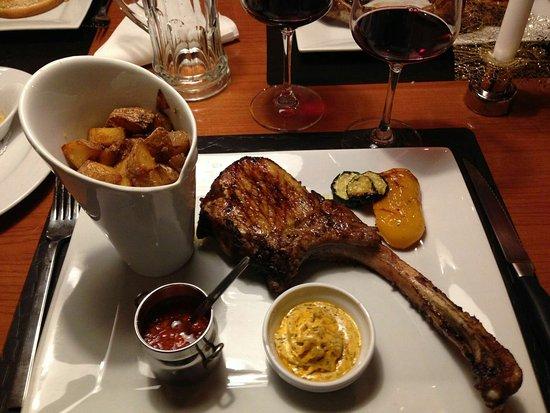 Lyss, Zwitserland: Restaurant Schützen Grill