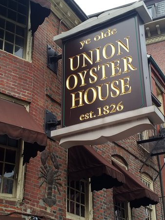 Photo of American Restaurant Union Oyster House at 41 Union St, Boston, MA 02108, United States