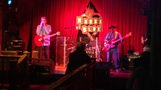 Photo of Tourist Attraction House of Blues Chicago at 329 N. Dearborn, Chicago, IL 60610, United States
