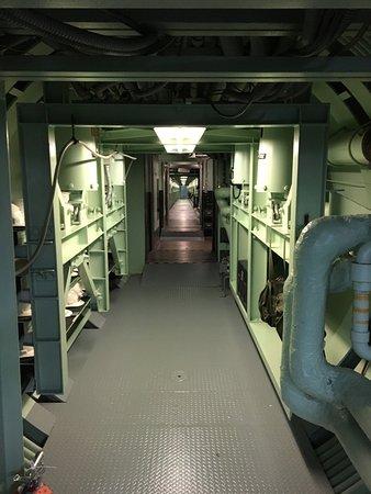Sahuarita, AZ: Tunnel from Control room to missle silo