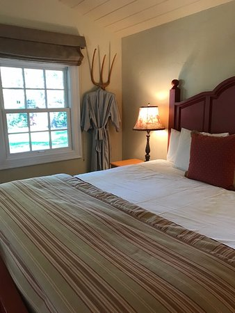 The Cottages of Napa Valley: Romantic King Room