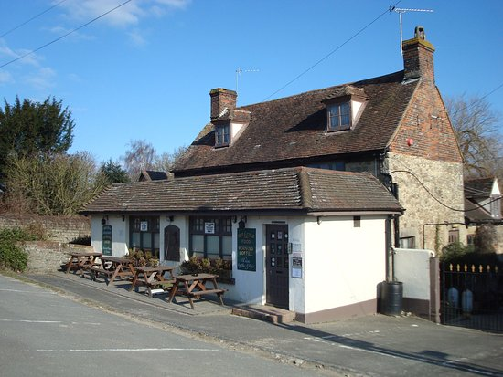 West Malling, UK: The Wheatsheaf