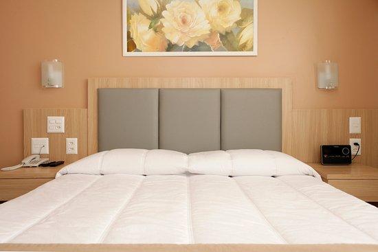 Elegance Praia Hotel: Double Room
