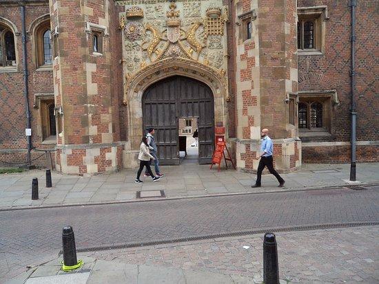 St. John's College: ArghyaKolkata St. John's College, Cambridge-2