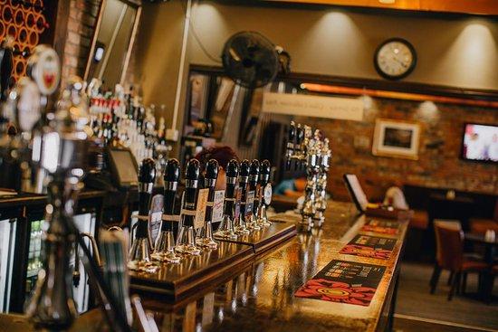 Barrow-in-Furness, UK: Duke bar