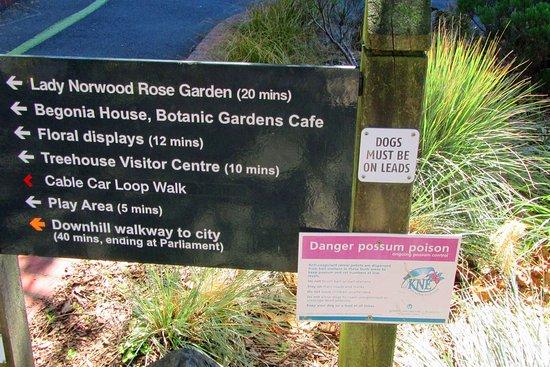 Photo of Botanical Garden Wellington Botanic Garden at 101 Glenmore Street, Wellington 6012, New Zealand