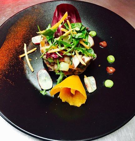 La Farlede, France: Salade de poulpe