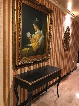 Hotel Centro Los Braseros: Pasillo de acceso habitaciónes