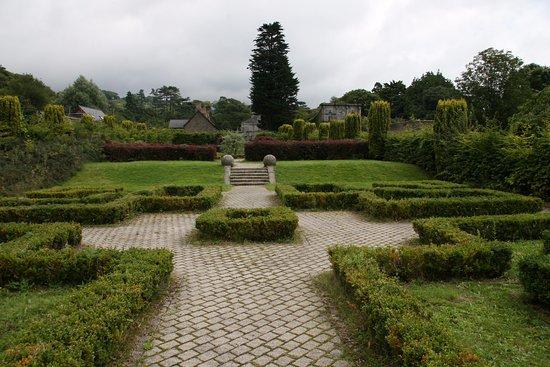 Margam Park: some of the gardens