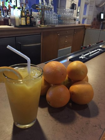 Blue Point Provision Company: Traditional Orange Crush