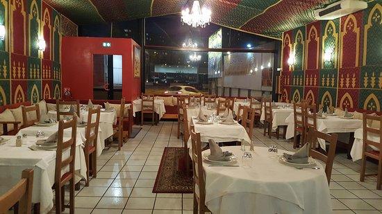 Macon, France: Notre salle de restaurant