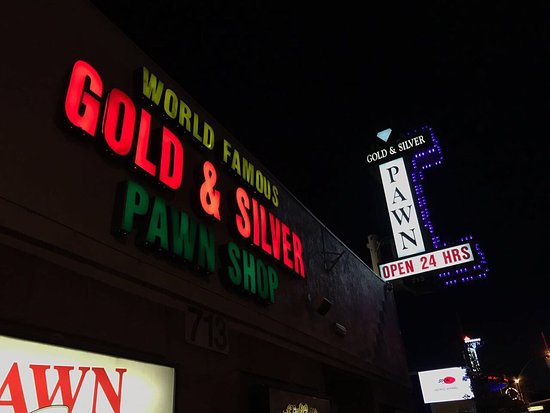 Photo of Tourist Attraction Gold and Silver Pawn Shop at 713 South Las Vegas Boulevard, Las Vegas, NV 89101, United States