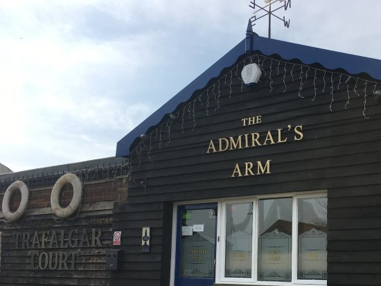 Admiral's Arm Micropub
