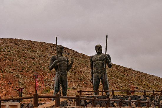 Betancuria, España: pomnik królów