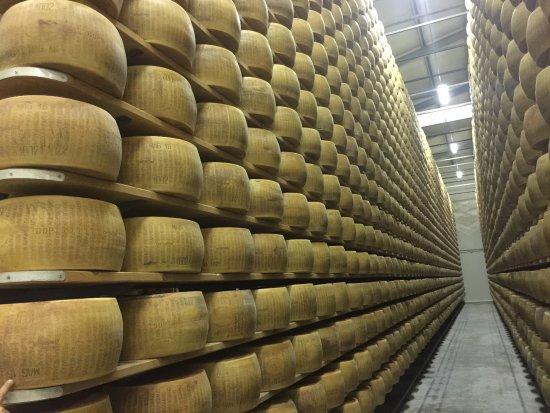 Italian Days Food Experience: Parmigiano Reggiano DOP!