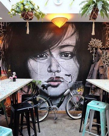 Photo of French Restaurant Bo Cafe at 23 Cleveland Pl, New York, NY 10012, United States