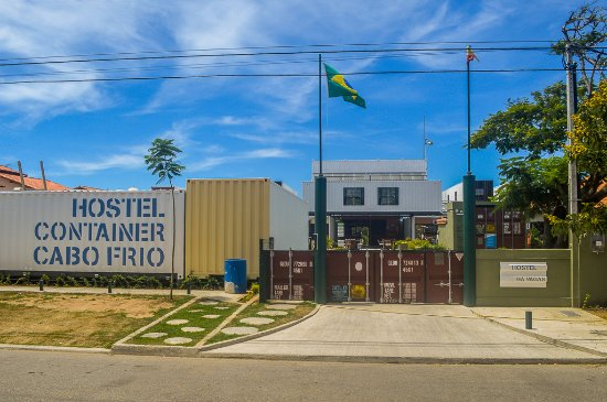 ‪Hostel Container Cabo Frio‬