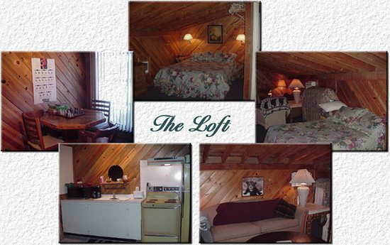 Chemult, OR: The Porter Loft Sleeps 8