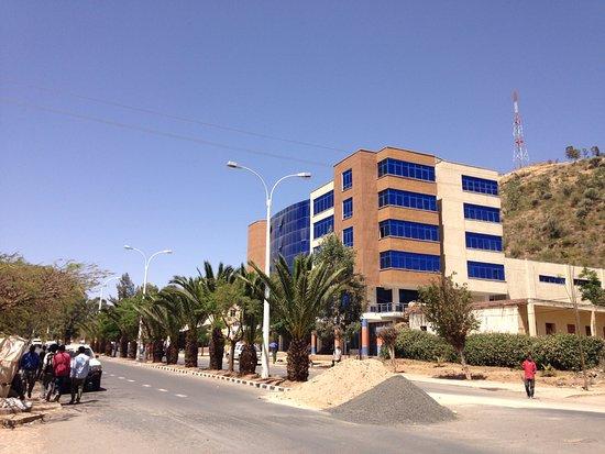 Best Hotels In Axum