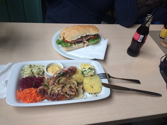 Photo of Polish Restaurant Milkbar Tomasza at Ul. Sw. Tomasza 24, Krakow 31-027, Poland