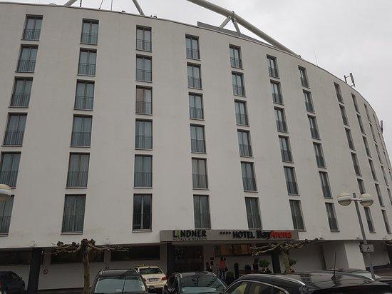 Leverkusen, Alemanha: Lindner Hotel BayArena