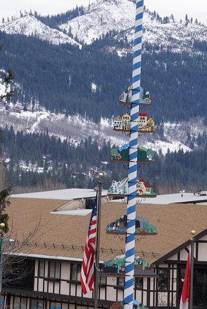 Bavarian Lodge-bild