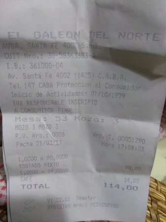 El Galeon: TA_IMG_20170321_193246_large.jpg