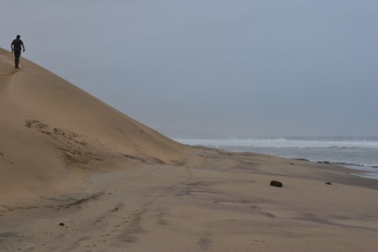 Walvis Bay, Namibia: Sand and Sea