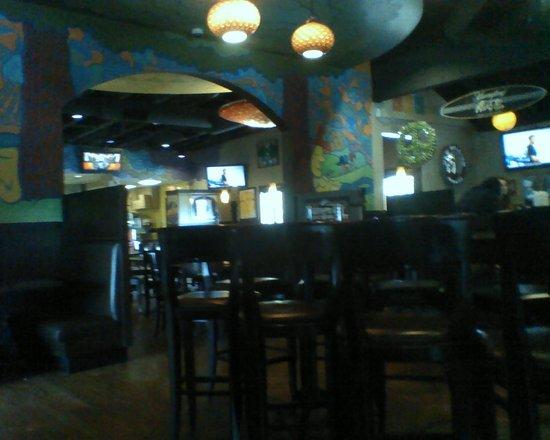 Dublin, OH: Dining area