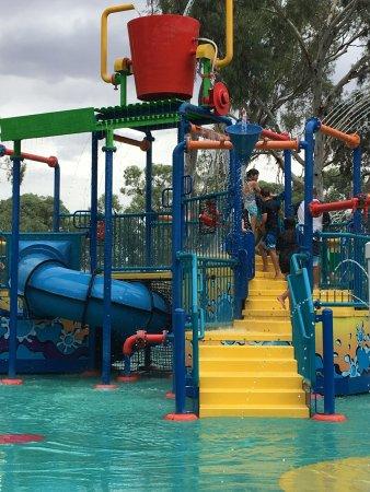 Renmark, Australië: Splash Park