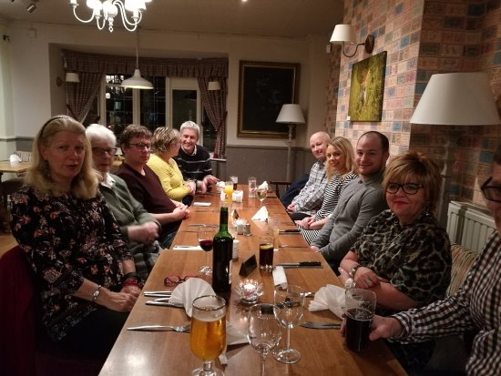 Washford, UK: Our family