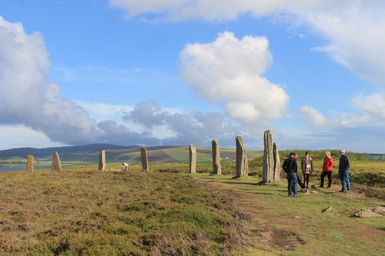 Birsay, UK: Ring of Brodgar