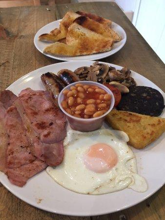 Nuneaton, UK: Full Of Beans Coffee Shop