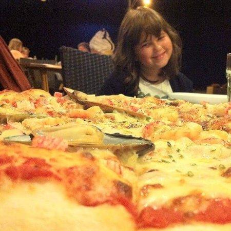 Gran Tarajal, Ισπανία: Love this pizza