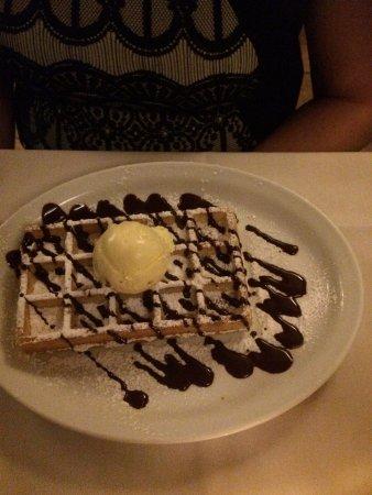 Tasty desert