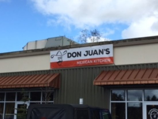 Restaurants Don Juan S Mexican Kitchen Olympia