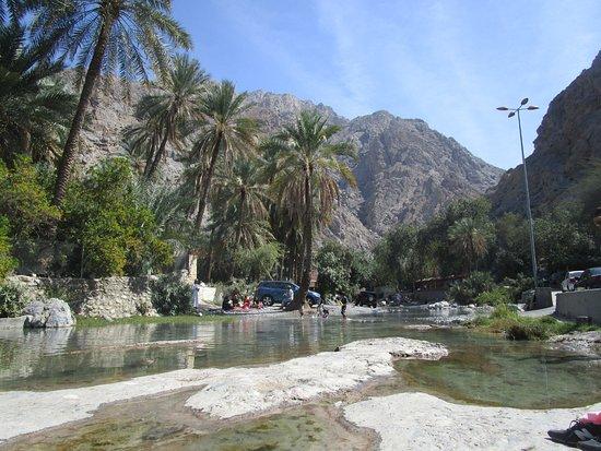 Al Batinah Governorate, Oman: 3ain al thowarah